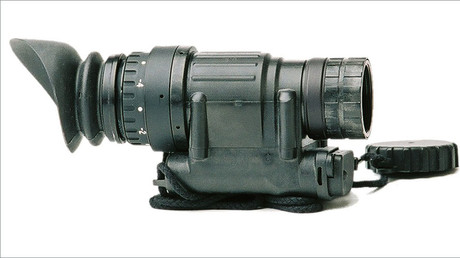 Land Warrior PVS-14 Night Vision Device. ©