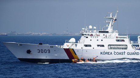 South Korea will shoot at Chinese boats fishing illegally, says coastguard