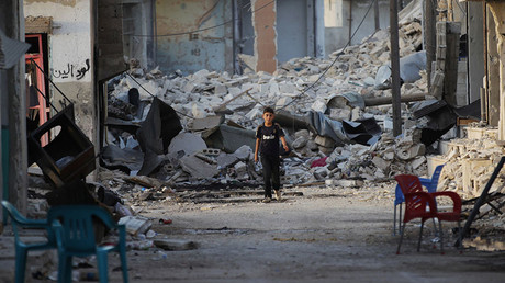 War crimes row: US blames Russia for civilian deaths, omits own transgressions