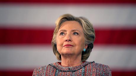 Clinton camp calls WikiLeaks 'Russian propaganda arm' after damaging emails leak
