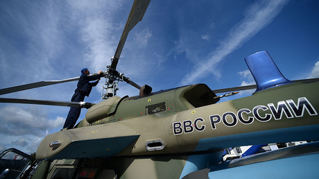 Demand for Russian military hardware soars