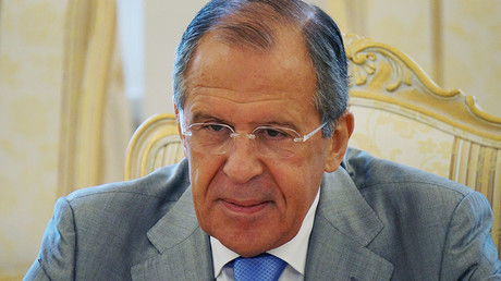 Lavrov made the comments on CNN. © Ministry of Foreign Affairs of the Russian Federation