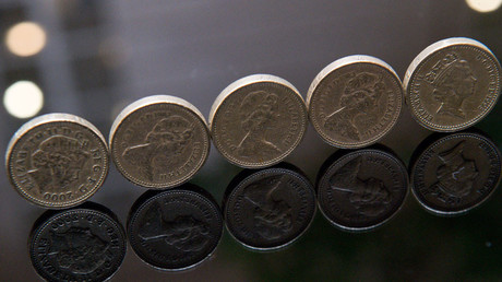 Sterling plunges to its lowest level in 168 years