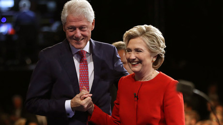 Bill & Hillary Clinton's Wikipedia pages hacked, replaced with porn