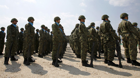 Japan to expand African military base to counter Chinese influence – report