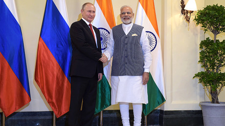 Putin, Modi launch phase two of the Kudankulam NPP, sign military & economic deals