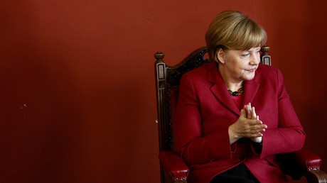 Merkel calls for 'national push' to deport rejected migrants from Germany
