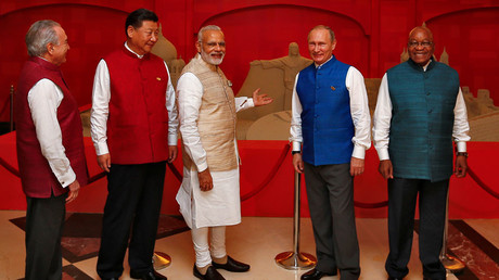 China positive on BRICS despite global uncertainty