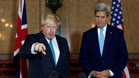 US, UK call for unconditional truce in Yemen ASAP, keep sending arms to Saudis