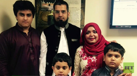 Driven out: Muslim family relocates to Pakistan after Islamophobia in N. Carolina (VIDEO)