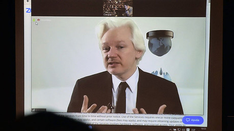 Impacting US election: Ecuador cut off Assange's net because Clinton leaks 'breached impartiality'