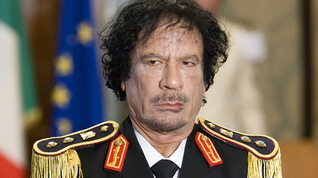 'Post-Gaddafi Libya in chaos as Plan B was missing'