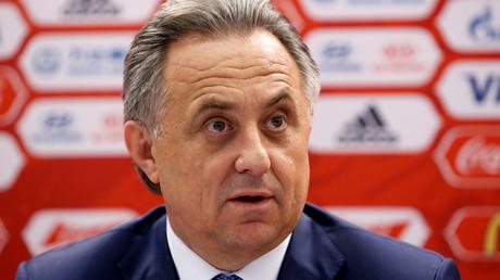 Russian Sports Minister Vitaly Mutko © Sergei Karpukhin