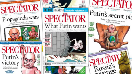 Between imaginary threats and hysteria: How Russia dominates Western headlines