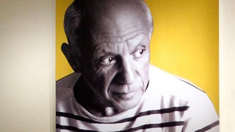 Picasso's secrets: Cutting edge tech reveals what lies beneath 'Crouching Woman' (PHOTOS)