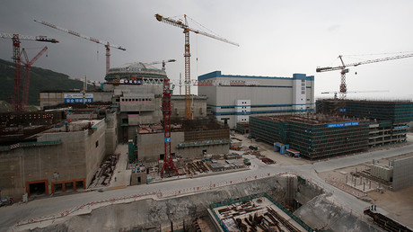 China to overtake US nuclear capacity