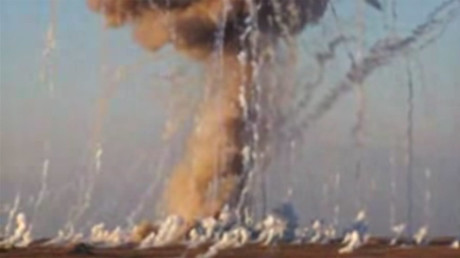 White phosphorus used in Mosul siege – Amnesty claims to have evidence