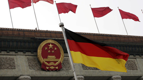 'China on European shopping tour': German minister warns of Beijing's takeovers of EU companies