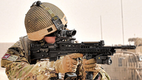US special forces 'impatient' with SAS 'double checking orders' over war crimes fears