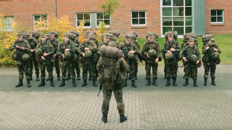 German army creates 'reality show' to boost popularity, critics warn of distortions
