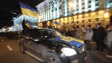 Politicians in debt-stricken Ukraine reveal lavish fortunes, spark public outcry
