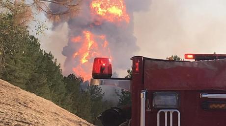 Alabama gas line explosion leaves several injured, others missing (VIDEO)