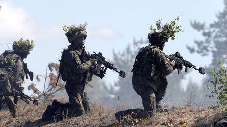 NATO, Russia hold Balkan drills amid growing Eastern European tensions