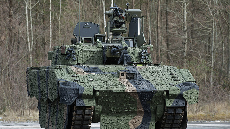 'Death trap': UK's new £3.5bn tank can only beat 'incompetent enemies'
