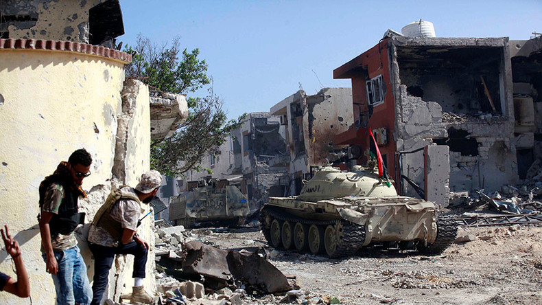 Libya on brink of economic collapse - World Bank