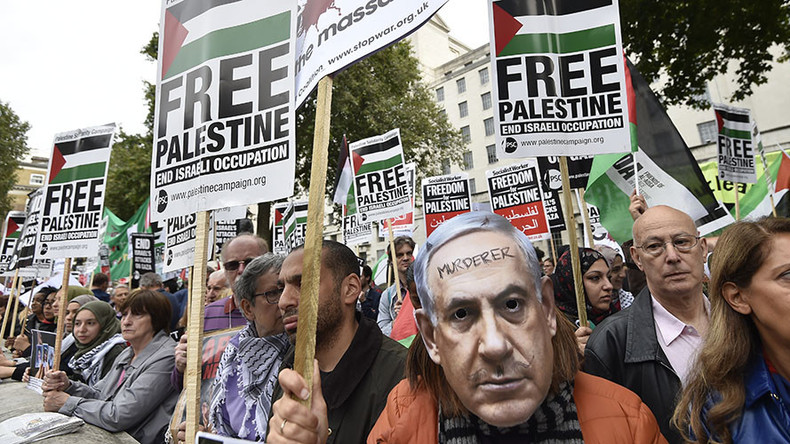 Palestinians demand UK apologize for 1917 Balfour Declaration that helped create Israel