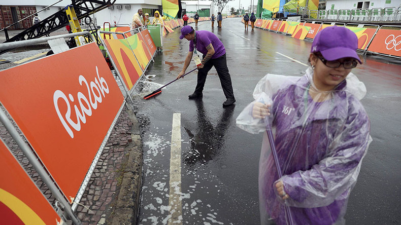 Rio 2016 workers threaten to sue Olympics over nonpayment of wages