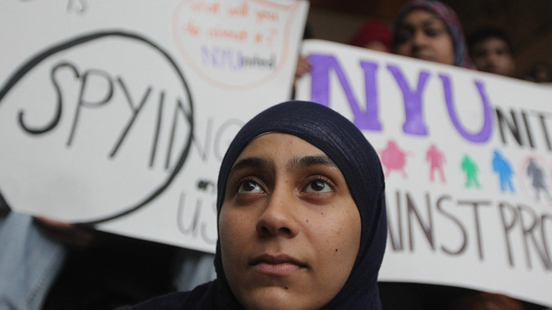 NY judge rejects settlement in illegal police spying on Muslims