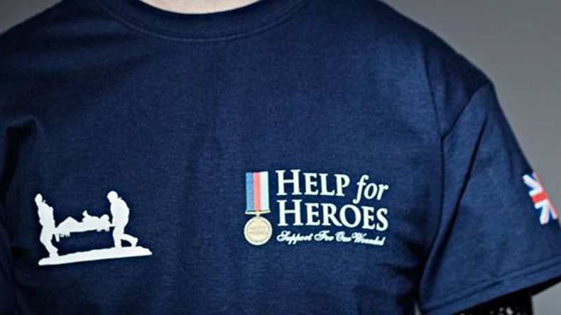 Military charity Help for Heroes paid off former staff to tune of £158,000