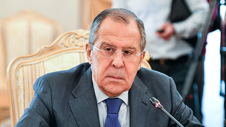 Lavrov: US will have to negotiate with Russia, can't act alone on global issues