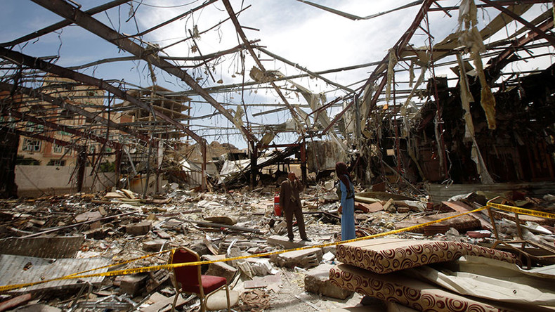 Saudi Arabia working overtime to 'disappear' Yemen as a political entity