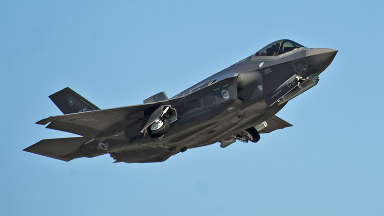 Never enough: $500mn more needed for F-35, Pentagon told