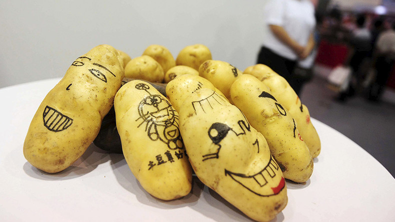 Potayto, potahto: Controversial new 'anti-famine' GMO potato strains approved