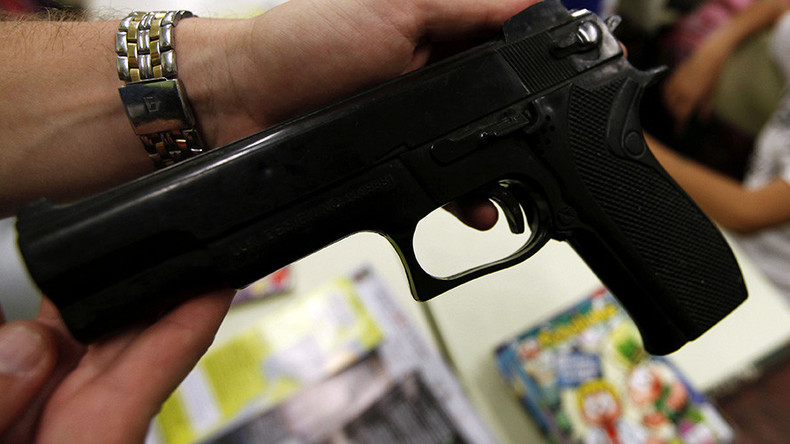 3yo brings father's loaded gun to school in Washington, DC