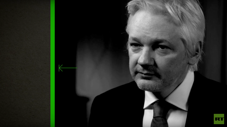 Assange: WikiLeaks did not receive Clinton emails from Russian govt (JOHN PILGER EXCLUSIVE)
