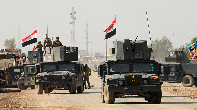 'Washington realizes Mosul offensive is not going to be very successful' – retired US AF Colonel