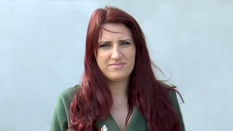 Far-right Britain First deputy leader Jayda Fransen abused Muslim mother, court finds