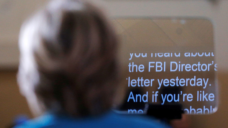 FBI launches probe after own Twitter account leaks documents – report