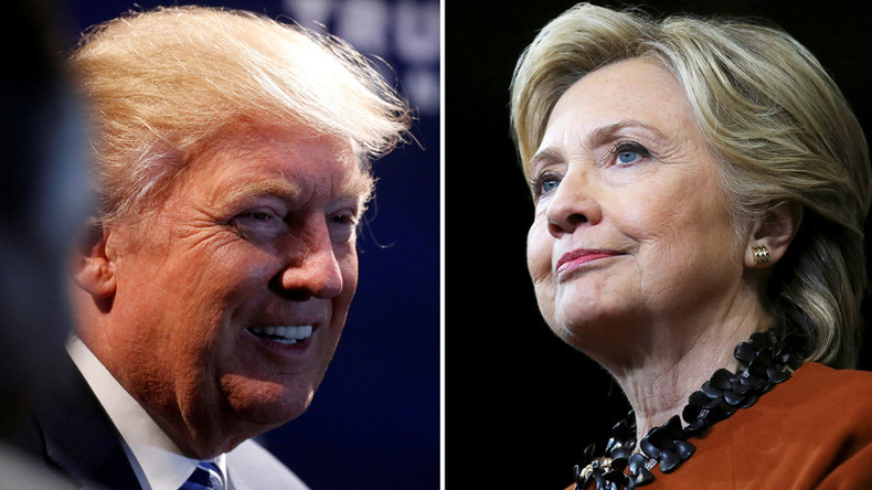 Game of polls: Trump leads in some battleground states with 5 days left