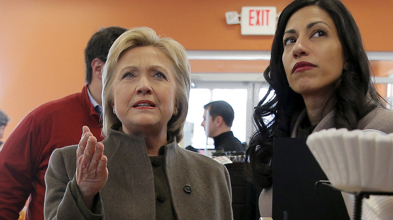 'DOJ/FBI/Huma Special': WikiLeaks releases 1000+ more Podesta emails