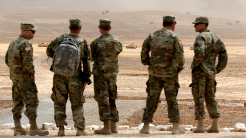 2 US military trainers killed in gunfire exchange at Jordanian airbase – army cited by media