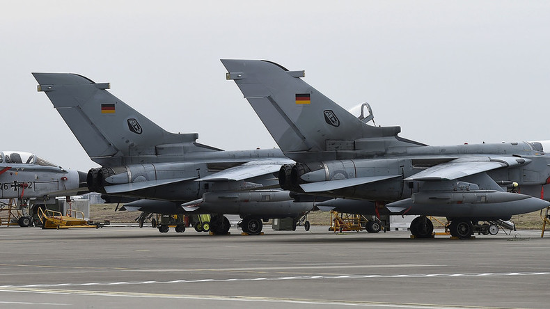 Turkey 'hindering' construction of German facilities at NATO Incirlik air base – report