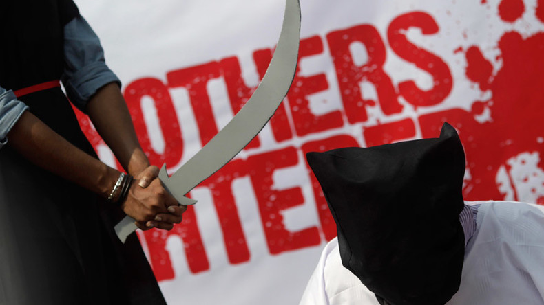 Human rights group fears Saudi Arabia may behead disabled man