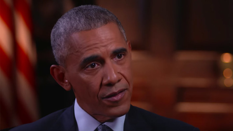 Obama's humility: 'We really are an indispensable nation'