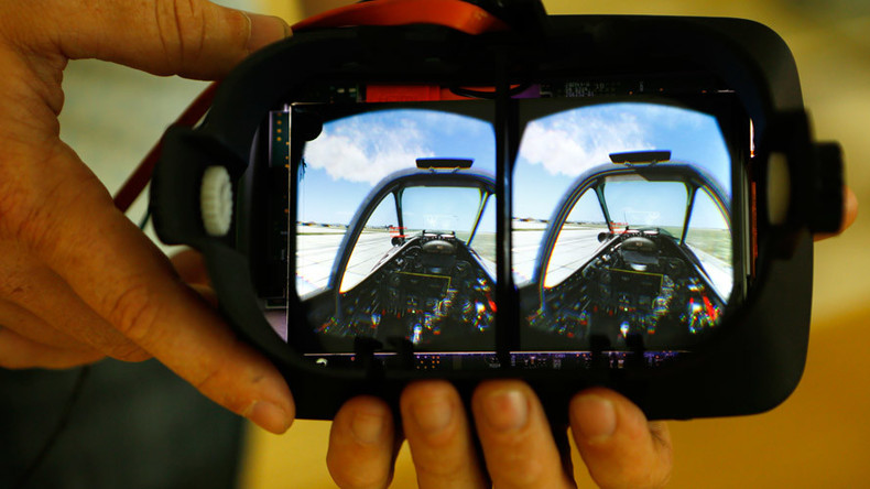 Russian military testing 1st-ever VR helmet for drone pilots â report