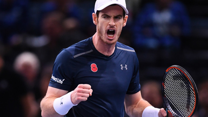 Andy Murray is world number one after Raonic withdraws from Paris semifinal